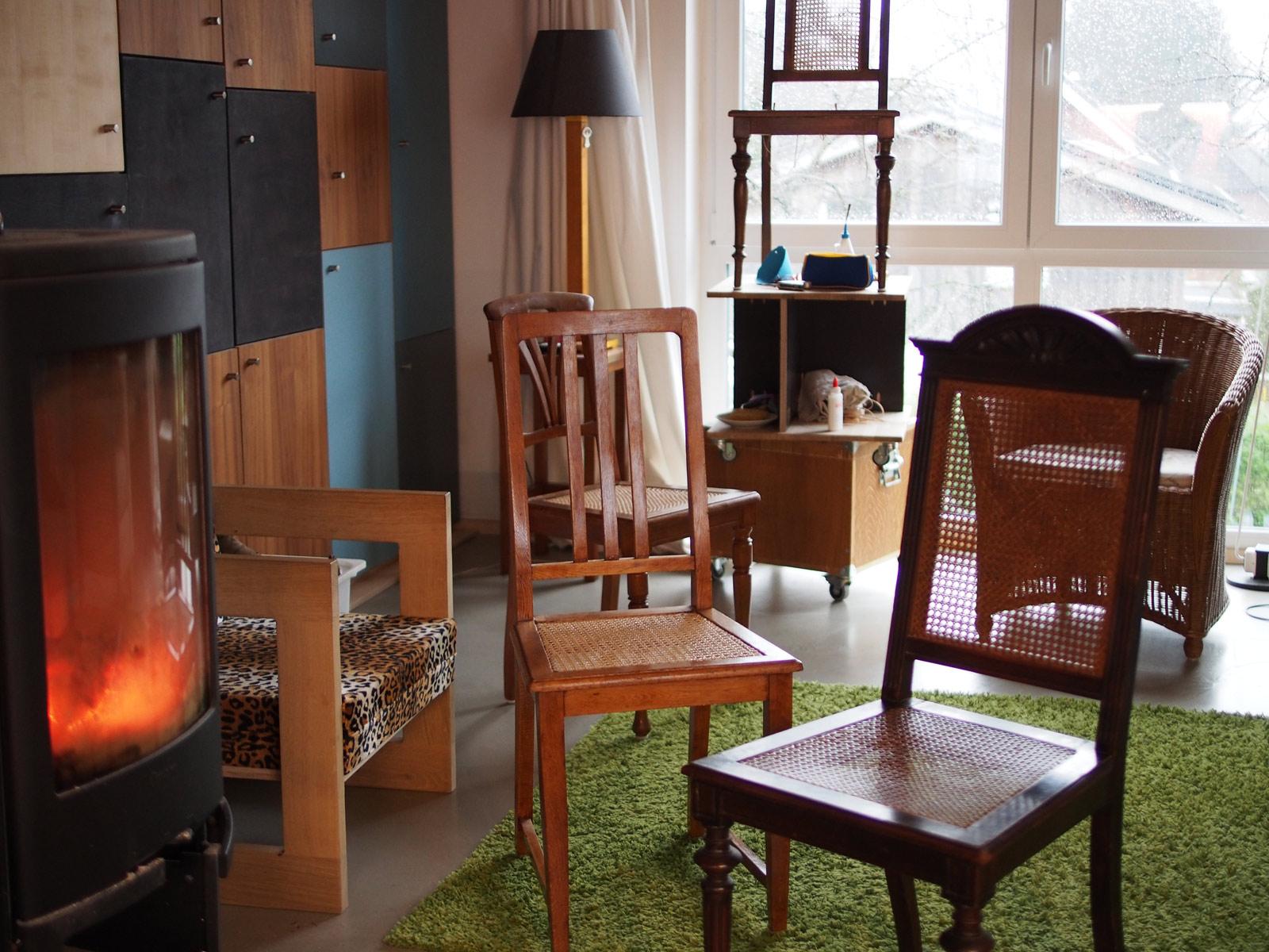 st hle co stuhlgeflecht hamburg boris rogawski. Black Bedroom Furniture Sets. Home Design Ideas